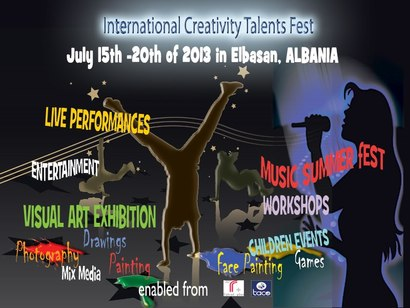 International Creative Talent Festival