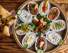 Turkish Party Food